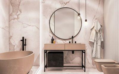 5 трендов в дизайне ванной комнаты